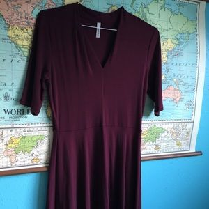 Warranted Wanderlust Knit Dress from ModCloth